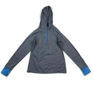 ⭐️ Reebok Long Sleeve Track Hoodie 1/4 Zip Jacket